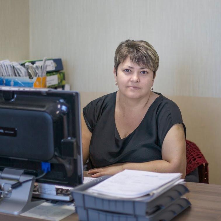 Невструева Ольга Андреевна
